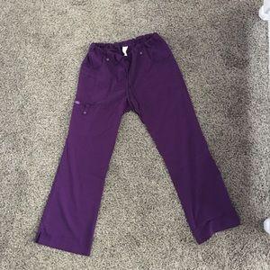 Dickies Xtreme Stretch Pants - Eggplant Medium